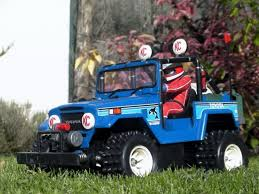 vintage toyota jeep marui toyota land cruiser rc for old nuts