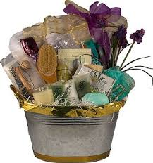 spa gift baskets for women spa gift basket for a woman s day spa gifts gift baskets
