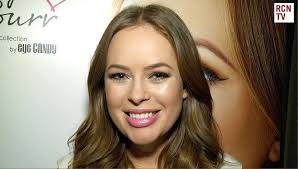 Burr Burr Carpet Tanya Burr Eye Candy Launch Interview Red Carpet News Tv