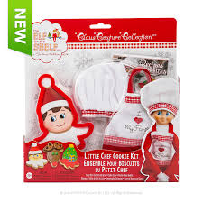 Chef Decor Collection The Elf On The Shelf Claus Couture Collection Little Chef Cookie