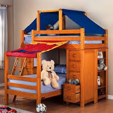 Tent Bunk Bed  Mummy Wife Woman - Tent bunk bed