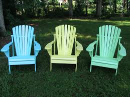 Adirondack Outdoor Furniture Adirondack Chair Painted Series Weathercraft Outdoor Furniture