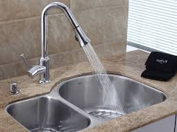 sink u0026 faucet small remodeling ideas and brushed nickel pull out