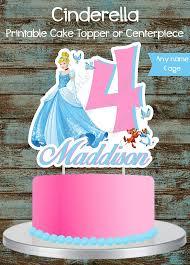 cinderella cake princess cinderella cake topper princess cinderella