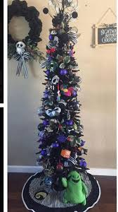 nightmare before christmas christmas tree christmas 2017 and tree