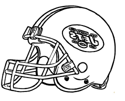 football helmet new york jets coloring pages 492226 coloring