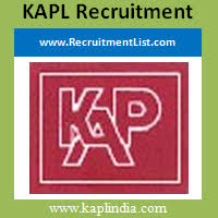 kapl recruitment 2016 apply at kaplindia com for latest jobs