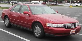 2004 cadillac seville information and photos zombiedrive