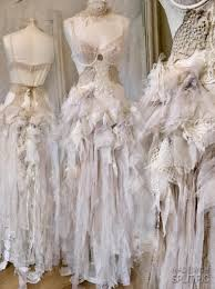 wedding dress with roses antique french lace pearls beautiful