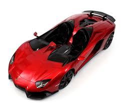 Lamborghini Aventador Headlights - 1 12 lamborghini aventador j supercar radio remote control sport