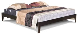 Solid Wood Platform Bed Manhattan Eco Friendly Solid Wood Platform Bed Frame