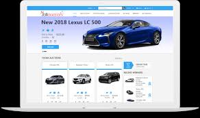 auto bid auction auto auction software car auction software jallicart