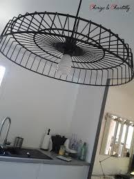 suspension cuisine suspension en fer design diy chorizo chantilly