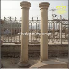 European Style by European Style Granite Column Rome Stone Villa Door Decoration