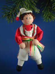clothespin italian boy doll ornament italian boy ornament peg