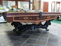 brunswick monarch pool table best quality antique pool tables jmlfoundation s home