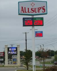 gas war u0027 brings cheapest gas in united states by a lot to