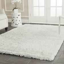 5 By 5 Rug Amazon Com Safavieh Classic Shag Collection Sg240a Handmade White