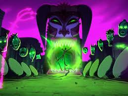 voodoo mask princess frog wedimagineer