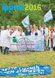 Rosenkranz Scherer Bad Homburg Ippnw Jahresbericht 2016 By Ippnw Issuu