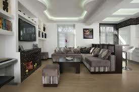 cuisine salon salle à manger design interieur salon salle manger cuisine plafond design