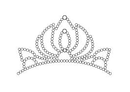 Tiara Coloring Page Getcoloringpages Com Princess Crown Coloring Page Free Coloring Sheets