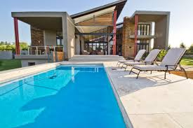 contemporary architecture in blair atholl estate south africa
