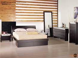 Black Wooden Bedroom Furniture by Bedroom Fair Picture Of Bedroom Decoration Using Modern Floating