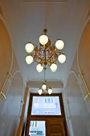 Art Nouveau Chandelier Two Bedroom Art Nouveau Apartment Prague 1 Old Town Prague Stay