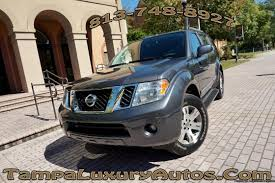 nissan pathfinder leather seats nissan pathfinder 5 door in tampa fl for sale used cars on