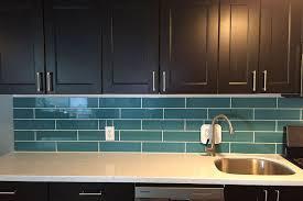 kitchen backsplash subway tile turquoise subway tile backsplash hometalk