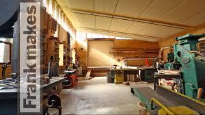 wood shop the woodshop tour