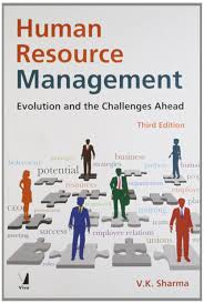 human resource management v k sharma abebooks