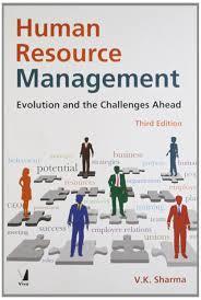 human resource management v k sharma abebooks