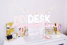 Diy Desk Ideas 10 Diy Desk Organization Ideas
