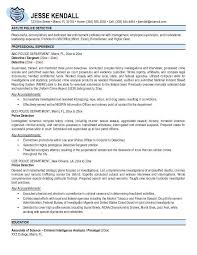 Best Police Officer Resume Example Livecareer by Resume Sample Police Resume Samples Police Sergeant Resume