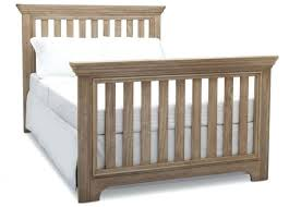 Serta Baby Crib Mattress 4 In 1 Convertible Crib Rustic Oak Serta Baby Regal Mattress