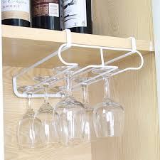 wine cup wine glass holder hanging drinking glasses stemware rack