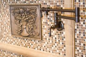 Kitchen Medallion Backsplash Mosaic Medallion Backsplash Tile Medallion Backsplash Backsplash