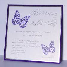 Single Card Wedding Invitations Beautiful Wedding Invitations By Lilylou U0026 You Single Sided
