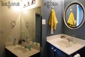 Bathroom Before And After Photos Before And After 1st Floor Bathroom What The Vita