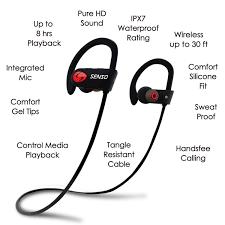 best headphone black friday deals amazon amazon com senso bluetooth headphones best wireless sports
