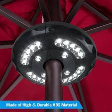 Patio Umbrella Led Lights by Online Get Cheap Patio Umbrella Led Lights Aliexpress Com