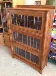 Lawyers Bookcase Plans Barrister Bookcase Cured Oak Four Door Barrister Bookcase