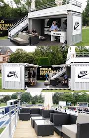 koolbox shipping container prefabricated shops stores design the