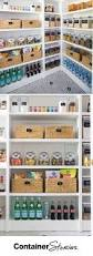 602 best kitchen organization images on pinterest kitchen 5 steps to an organized pantry with neat method and the container store