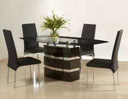 dining room table with bench modern black dining room sets dining room elegant black modern
