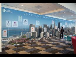 maxim integrated world cityscape wall graphics graphis 1