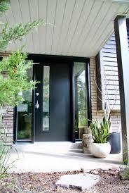 mid century modern door u201creveal u201d u2013 hello home