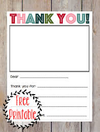 thank you notes printable thank you note munchkins and the